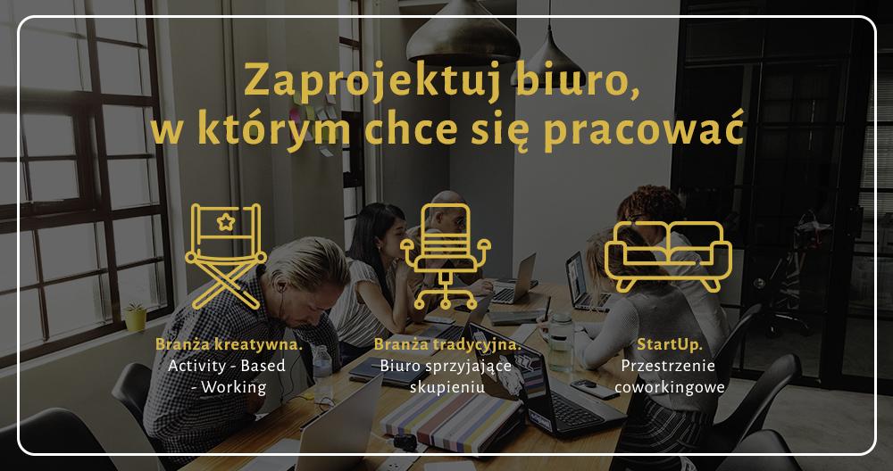 Biuro, w którym chce się pracować!